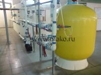 Водоподготовка спортивного бассейна