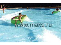 Детский бассейн с волнами