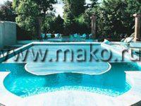 Покрытие для бассейна Grando - Тип IBS 9