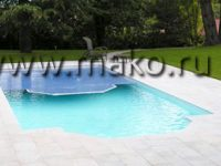 Покрытие для бассейна Grando - Тип IBS 4