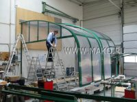 Изготовление павильонов Voroka
