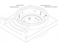 Проектирование бетонных спа