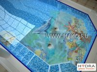 мозаика Gydra