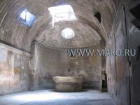 Турецкие бани - история