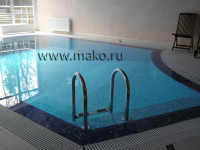 Проектирование переливных бассейнов