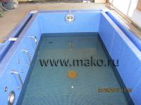 Ремонт частных бассейнов