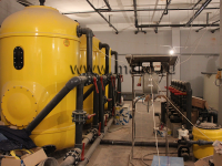 Бассейны, монтаж оборудования