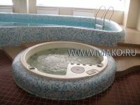 Строительство лечебных бассейнов
