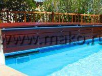 Покрытие для бассейнов Grando - компактный тип