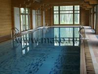 Проектирование крытых бассейнов