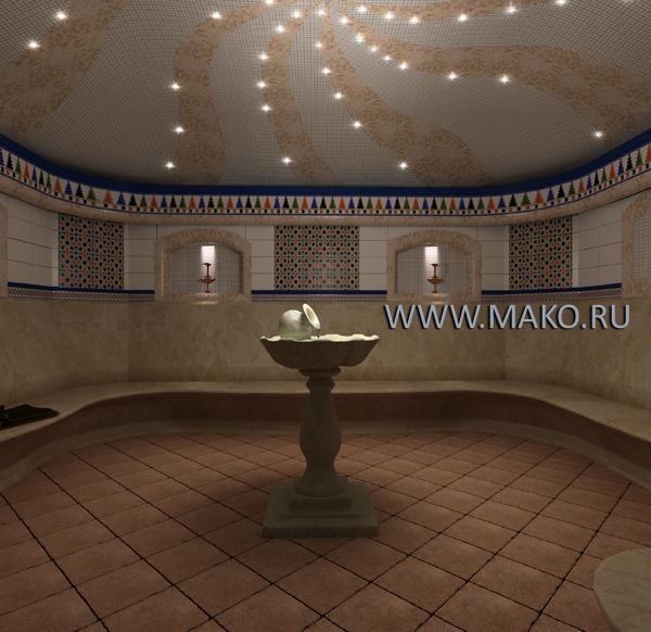 Хаммам – турецкая баня