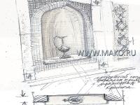 Дизайн турецкой бани