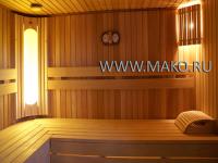 Финская баня или сауна