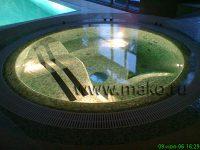Строительство бетонных спа
