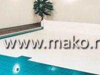 Покрытие для бассейнов Grando - легкий тип