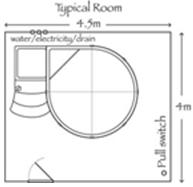 Флоут-комната FLOATAROUND